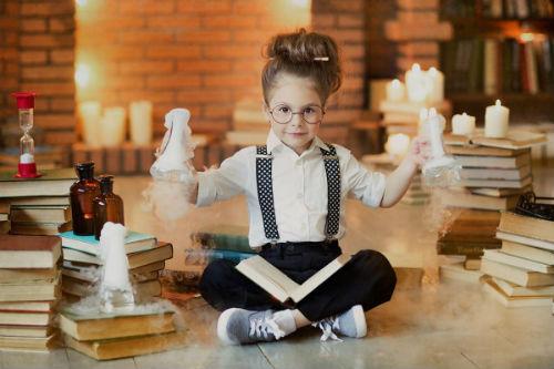 Вдохновляющие идеи для детской фотосессии в студии 7