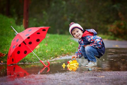 Вдохновляющие идеи для детской фотосессии в студии 9