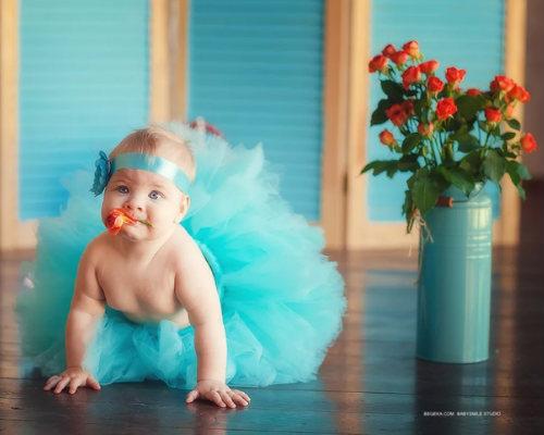 60 лучших идей для детской фотосессии 5