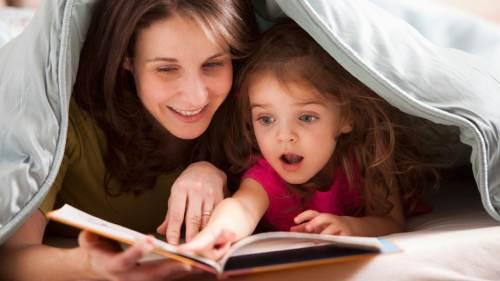 учим стихотворение с ребенком