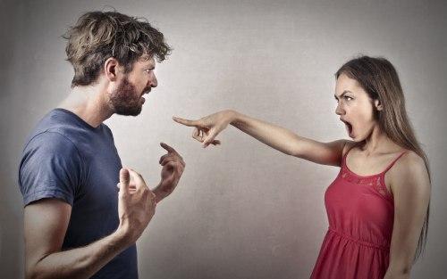 постоянные ссоры в семейной жизни