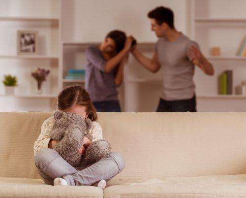 ссоры в семье постоянные