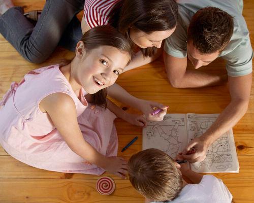 Семейное воспитание детей дошкольного возраста