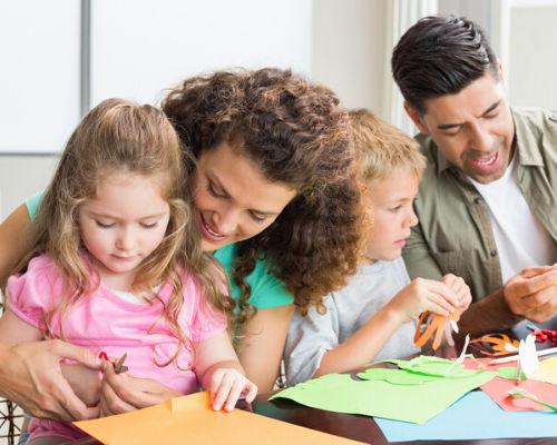 Главные условия воспитания детей в семье
