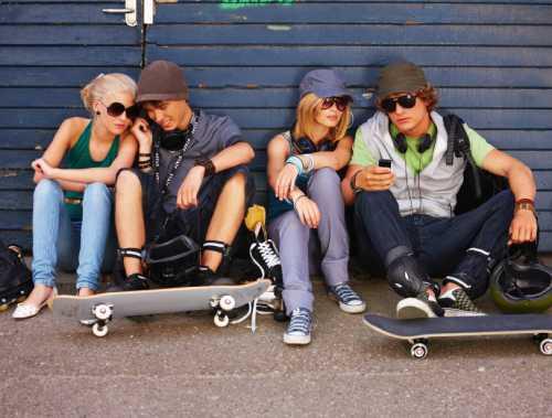 сленг современной молодежи