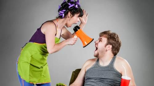 конфликты супружеские