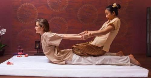 массаж для женщин тайский