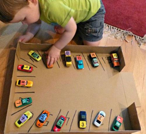 Чем занять ребенка дома на каникулах