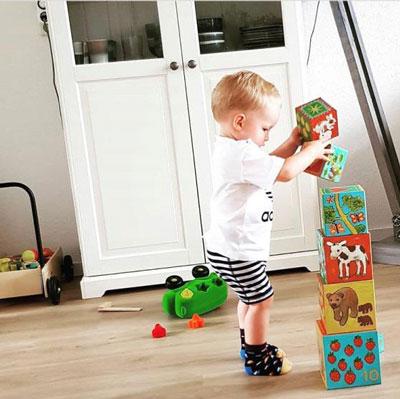 кубики для детей