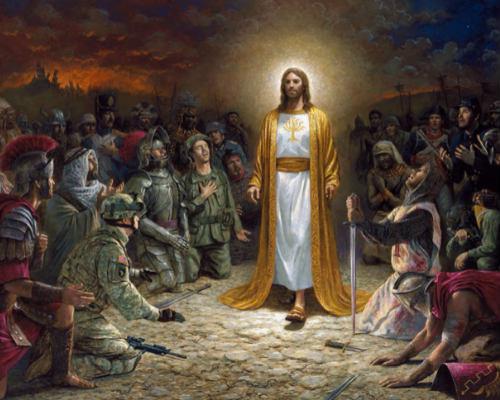 История Благовещения Пресвятой Богородицы