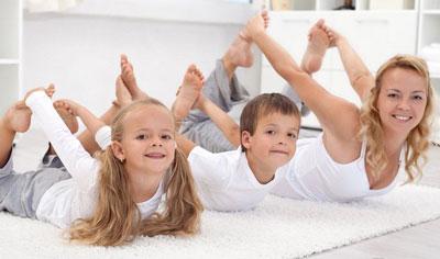 Чем можно заняться дома детям в 6-8 лет