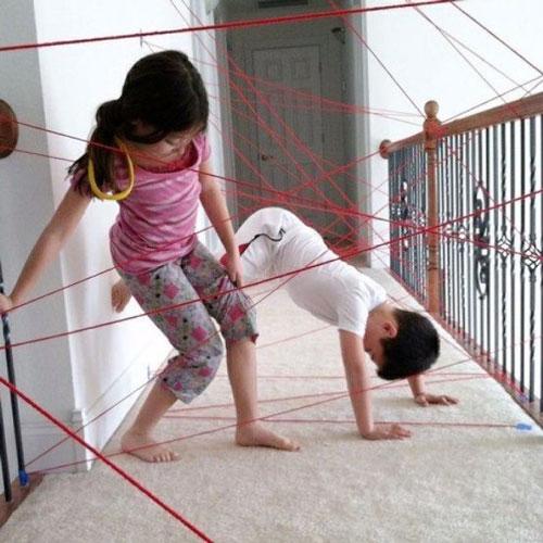 Чем занять детей дома надолго