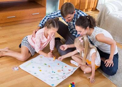 Чем заняться на карантине дома с детьми: настольные игры