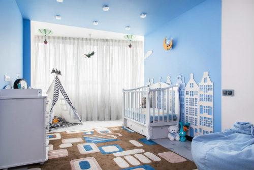 Цвета для детской мальчика. Как выбрать лучший цвет для детской комнаты 6