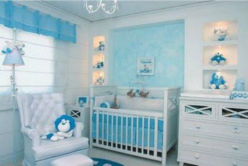 Цвета для детской мальчика. Как выбрать лучший цвет для детской комнаты 7