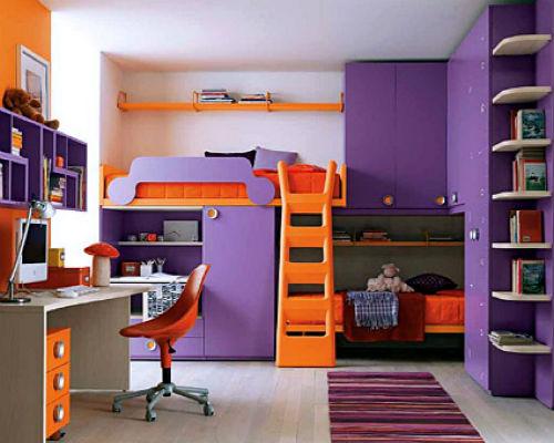 Цветовая гамма для комнаты для мальчика. Основные критерии выбора цвета для детской 2