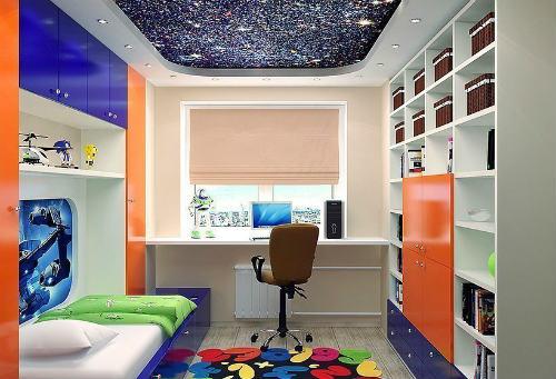 Цветовая гамма для комнаты для мальчика. Основные критерии выбора цвета для детской 3
