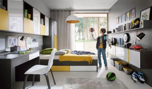 Как не ошибиться при выборе цвета для детской комнаты для мальчика 2
