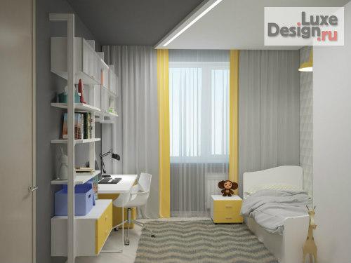 Цветовая гамма для комнаты для мальчика. Основные критерии выбора цвета для детской 4