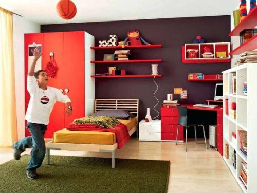 Как не ошибиться при выборе цвета для детской комнаты для мальчика 10