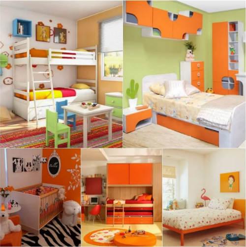 Варианты выбора и сочетания цветов для детской комнаты для мальчика 3