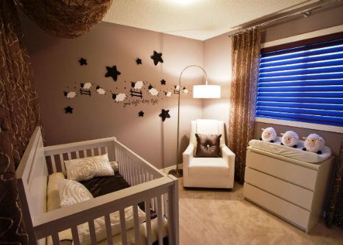 Варианты выбора и сочетания цветов для детской комнаты для мальчика 9