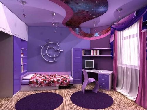 Как оформить детскую комнату для мальчика 1