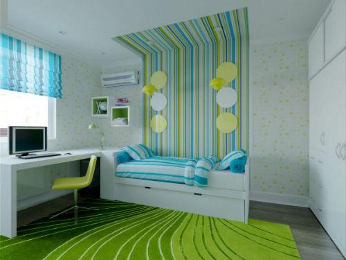 Как оформить детскую комнату для мальчика 3