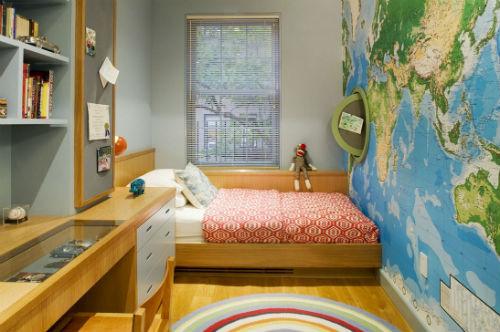 Цветовая гамма для комнаты для мальчика. Основные критерии выбора цвета для детской 6