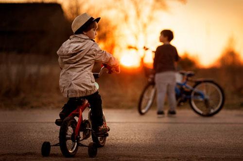 Загадки про велосипед для детей 5-7 лет