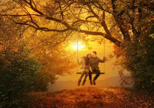 Вдохновляющие идеи для фотосессии в лесу для семьи 1