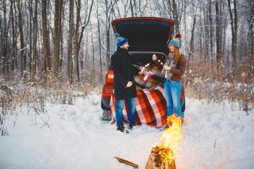 Вдохновляющие идеи для фотосессии в лесу для семьи 7