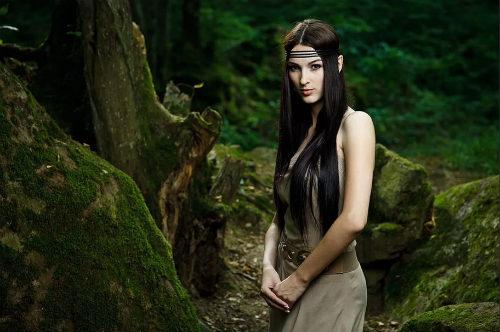 Идеи для фотосессии в лесу для пары 5
