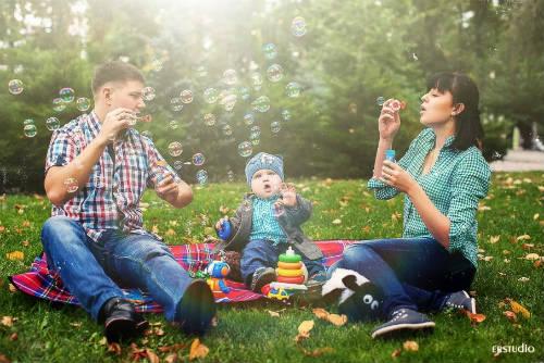 Лесная фотосессия и идеи для девушек, для двоих - любовной или семейной пары 6