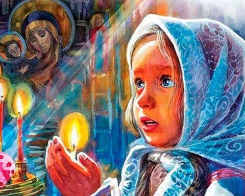 Праздники детям: про Пасху - что делают православные