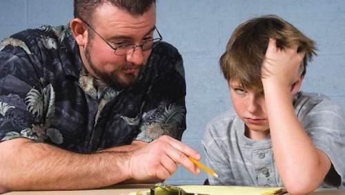 учить писать ребенка