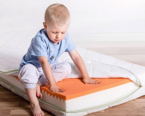 Выбираем детский матрас по правилам