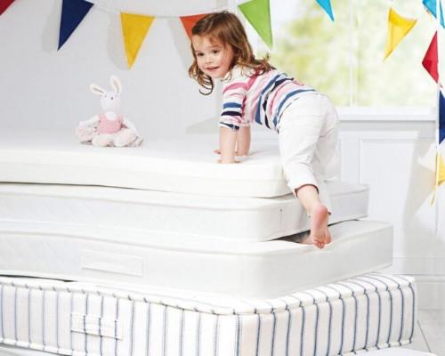 Каким должен быть матрас для ребенка: возрастные требования