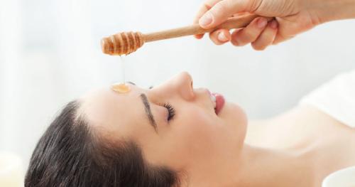 медовый массаж для женщин