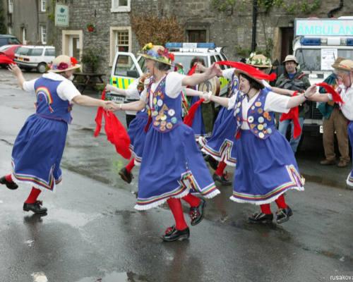 Традиции празднования пасхи в Англии