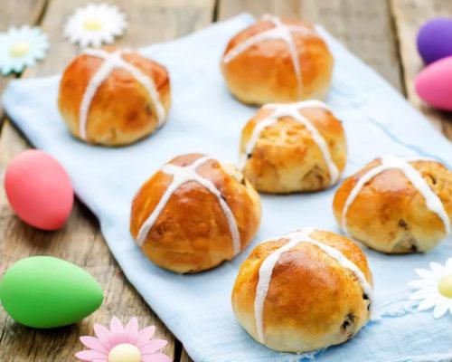 Как англичане празднуют Пасху