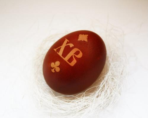 Почему мы красим яйца на Пасху?