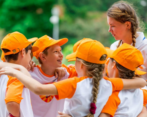 Правила в лагере для детей