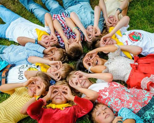 Правила поведения в детском оздоровительном лагере для детей