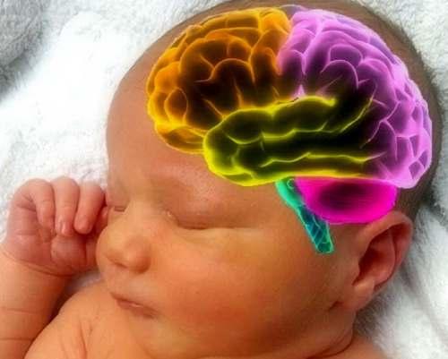 ребенок может спать с полуоткрытыми глазами