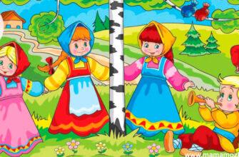 Частушки про март для детей