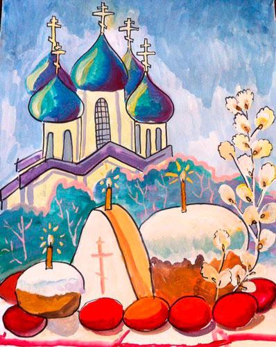 Короткие и красивые поздравление с вербным воскресеньем