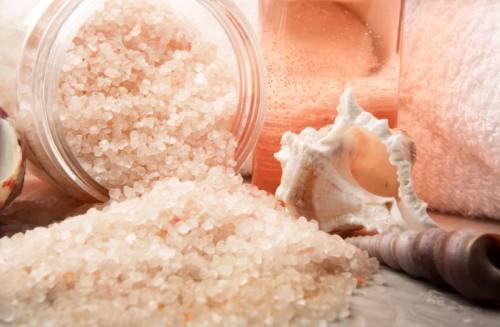 солевое обертывание дома