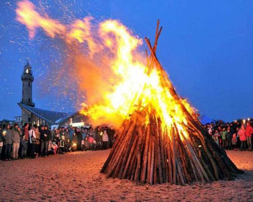Как принято праздновать Пасху в Германии