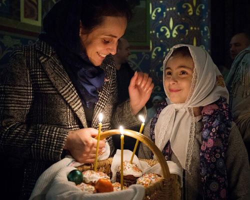 Пасха: традиции и обычаи в России